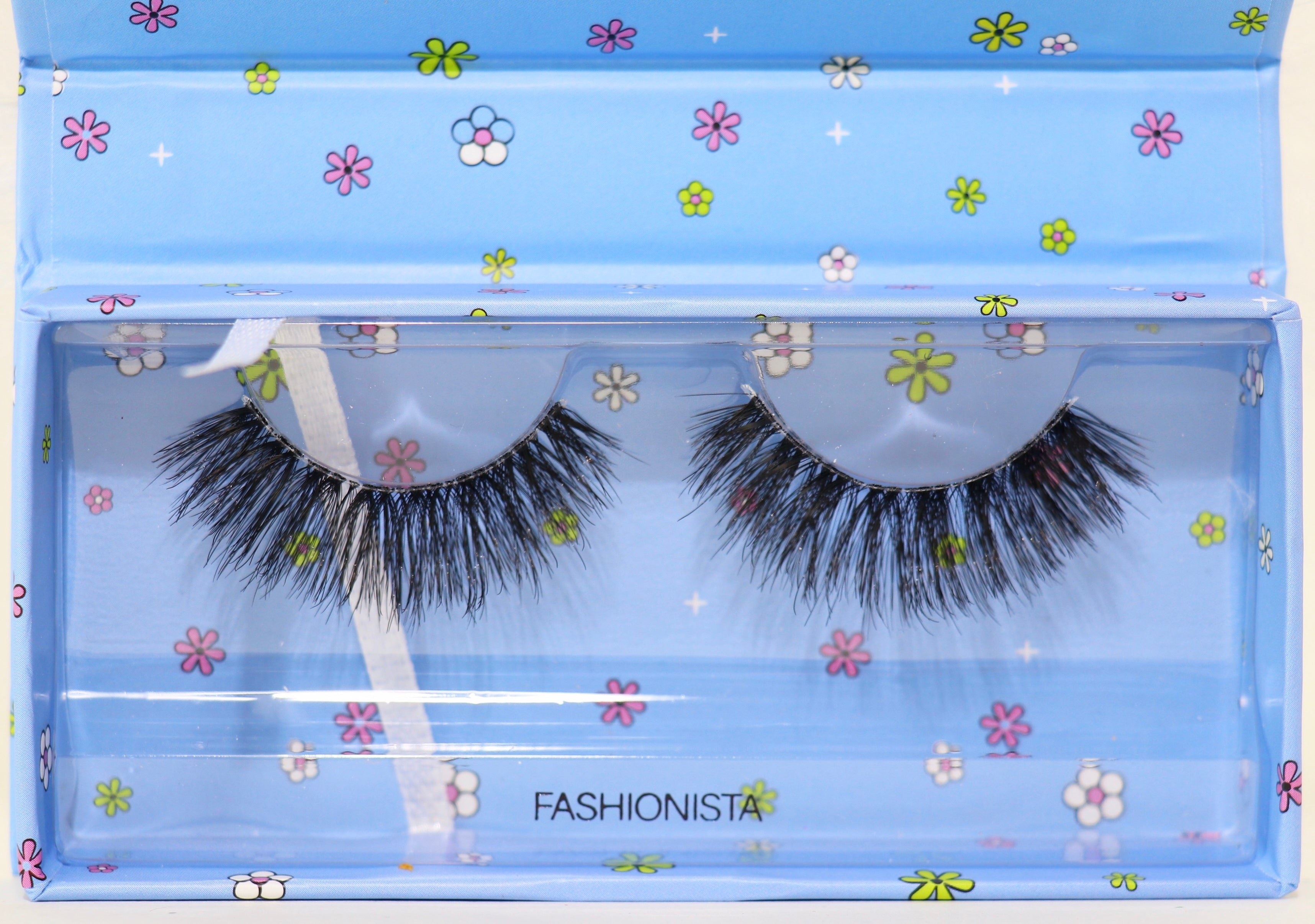 Fashionista Lashes - Rollin' with the Homies