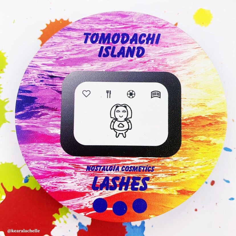 Tomodachi Island - Bae Watch Lashes