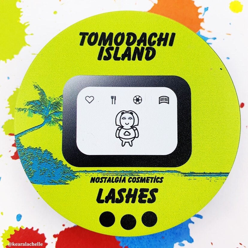 Tomodachi Island - Shady Lashes