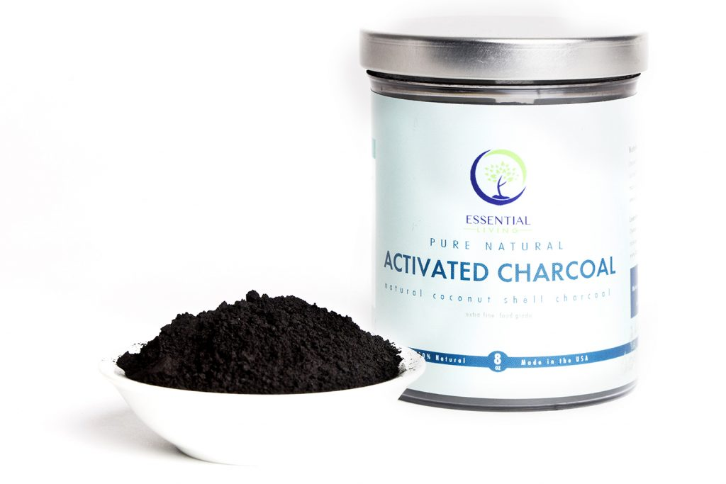 ACTIVATED CHARCOAL 8 oz.