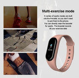 M5 Touch Screen Smart Bracelet Talk Band