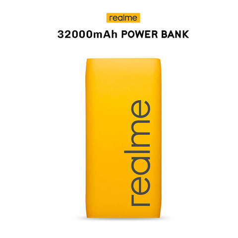 Realme 32000 mAh Powerbank