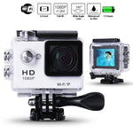 Full HD Wifi Action Sports Camera