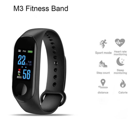 Buy Mi Plus M3 Smart Band