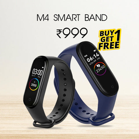 Buy One Get One M4 Smart Band