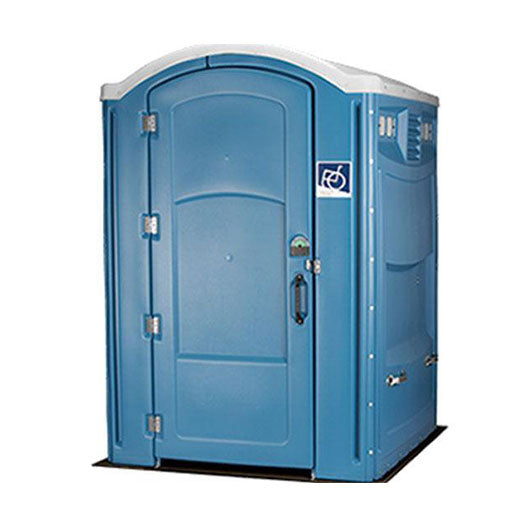 Wheelchair Accessible Porta Potty