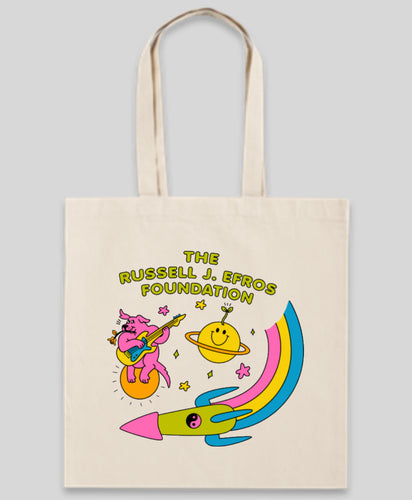 Limited Edition Russell Sprouts Tote Bag