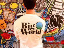 Load image into Gallery viewer, Big World by Plain Dog Long Sleeve Shirt