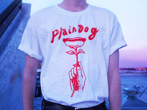 Plain Dog Band Tee