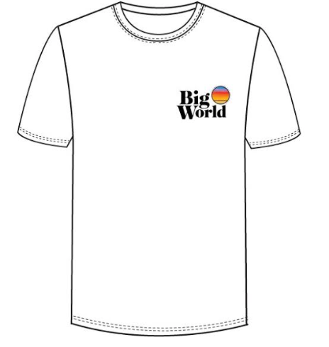 Big World T-Shirt