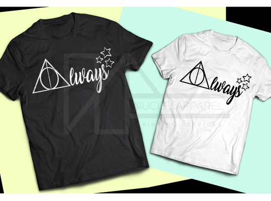 Always - Couple Shirt
