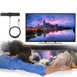 TV Amplified Antenna Indoor Digital HDTV 25miles Range HD