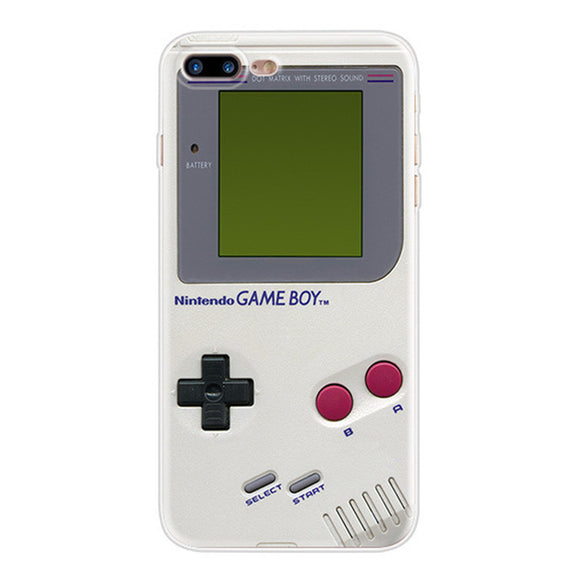 Funny Retro Case for iPhone X, iPhone 7 and iPhone 8