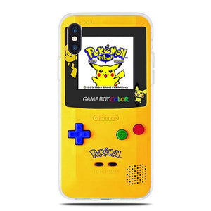 Funny Yellow GAMEBOY Retro Case for iPhone