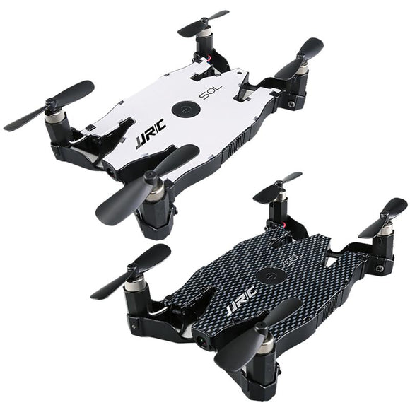 Jjrc H49 Automatic Foldable Wifi Quadcopter And Selfie Drone With One Key Return And 720P Hd Camera - Drone