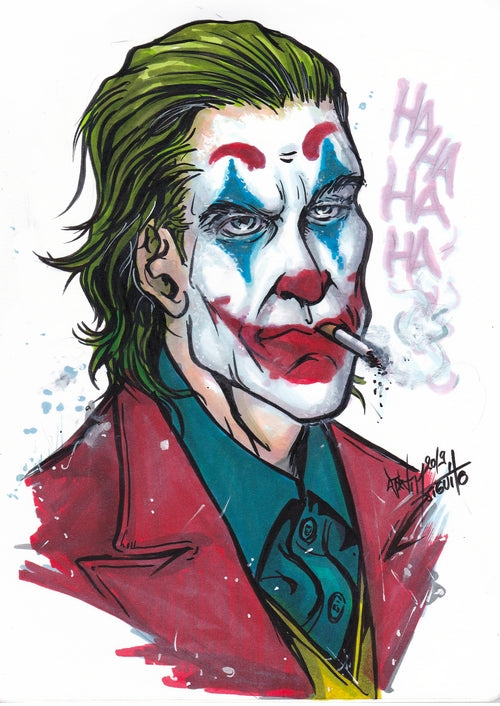 Joker by Djiguito