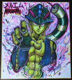 Hunter X Hunter Shikishi Original by Djiguito