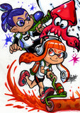 Splatoon by Djiguito