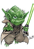 Yoda by Djiguito