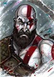 God Of War by Djiguito