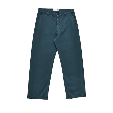 Polar 40's Pants Grey Teal