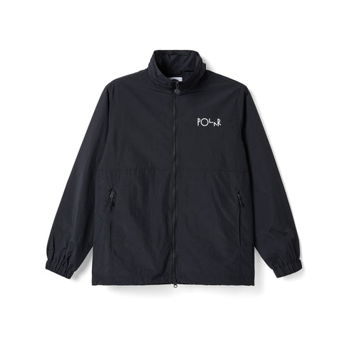 Polar coach jacket black