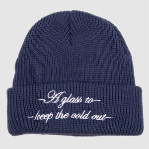Pass-Port Cold Out Beanie navy