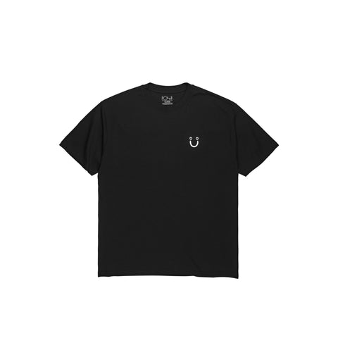 Polar Happy Tee Black