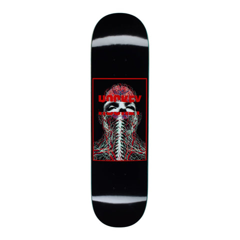 "Hockey John Fitzgerald Nerves deck 8.25"" or 8.5"""