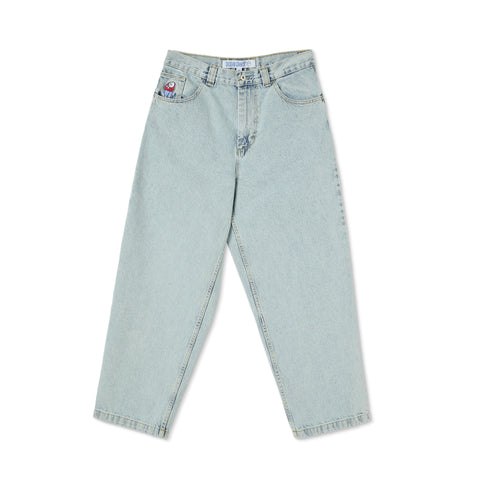 Polar Big Boy light blue denim jeans