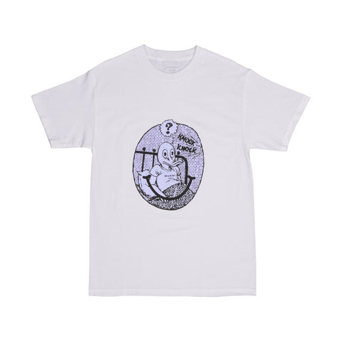 Quasi Sleep Tee White