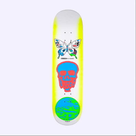 "Quasi Crockett ""Mode"" 8.5"" deck"