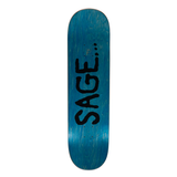 "FA Sage Felt Class Photo 8.25"" deck"