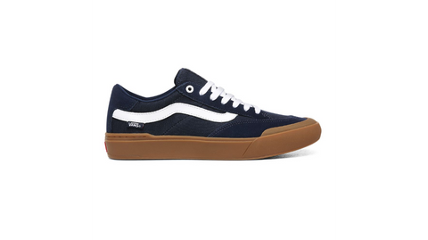 Vans Berle Pro Shoes Dress Blues/Gum