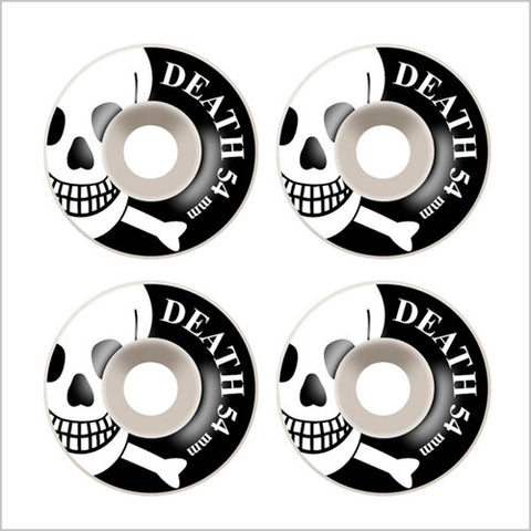 Death Skull wheels 54mm
