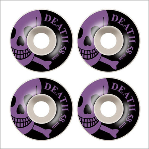 Death Skull wheels 58mm