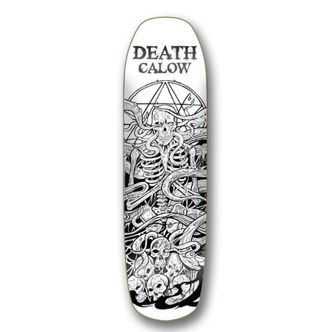 "Death Ronny Calow Gate pool shape 9"" deck"