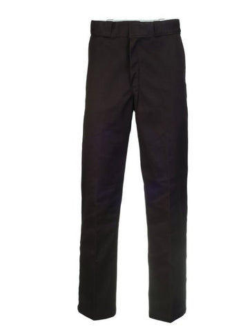 Dickies 874 Work Pant Brown - Front
