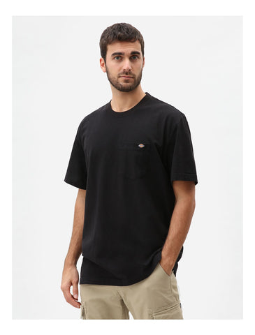Dickies Porterdale pocket tee black