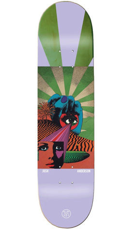 "The Killing Floor Josh Anderson Des Lebens 8.38"" deck"
