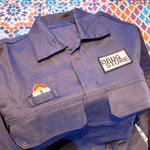 Drug Store Rainbow Welders Jacket