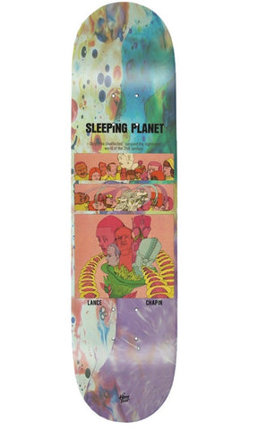 "The Killing Floor Lance Chapin Sleeping Planet 8.5"" deck"