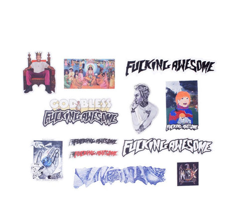 FA sticker pack 2