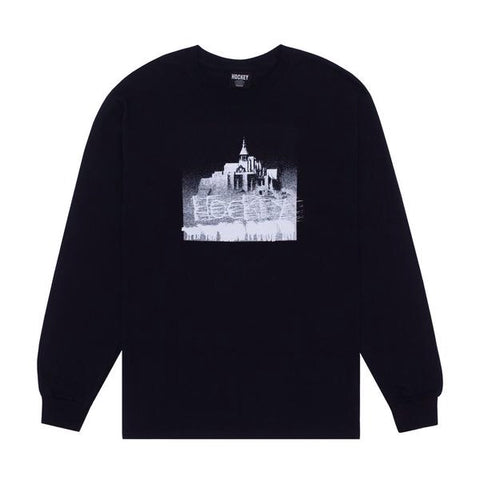 Hockey Some Kind of Ballad L/S Tee Black