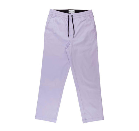 Welcome Principal Lavender Elastic Pants