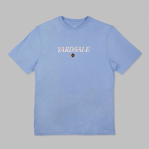 Yardsale Diamond SS Tee Baby Blue