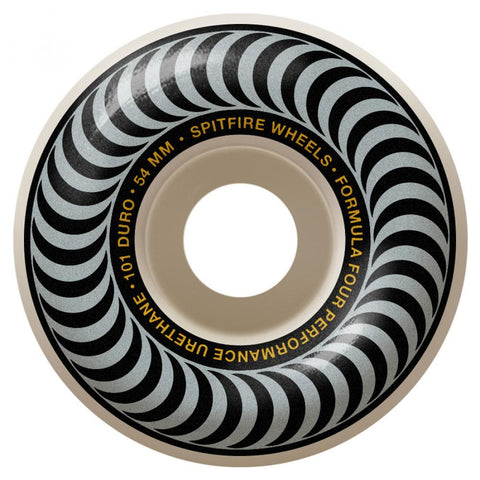 Spitfire Formula Four Classics 101A 54mm Skateboard Wheels