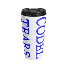 Load image into Gallery viewer, CODEL Tears Travel Mug