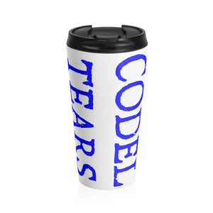 CODEL Tears Travel Mug