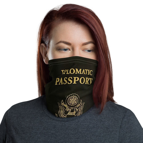 Dip Passport Face Mask
